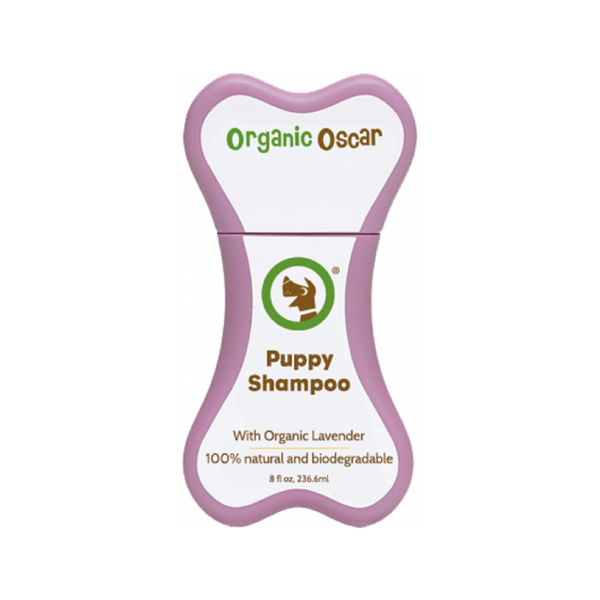 Organic Lavender Puppy Shampoo Weight : 12oz