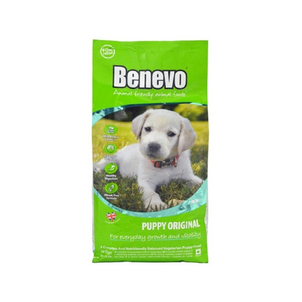 Vegan Original Puppy Food, 2kg