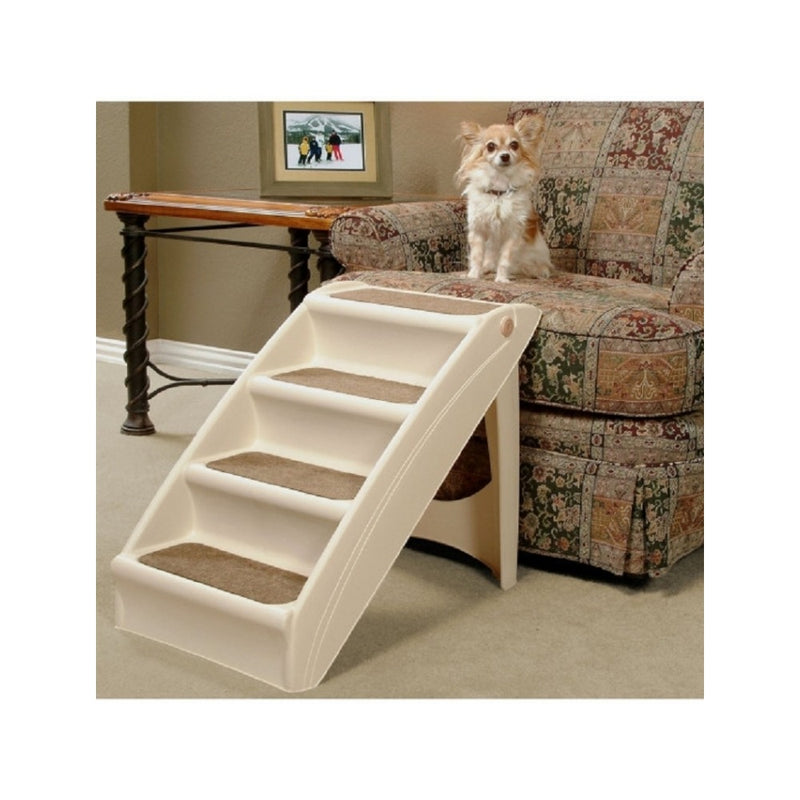 Pupstep Plus Foldable Pet Stairs Size Medium Solvit