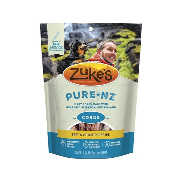 Pure NZ Cords Beef & Chicken, 5oz