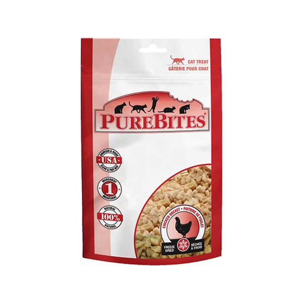 Freeze-Dried Cat Treats - Chicken, 1.09oz