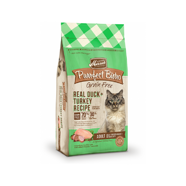 Feline Grain Free Real Duck & Turkey, 4lb