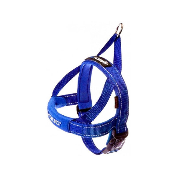Quick Fit Harness Color : Blue Size : Large