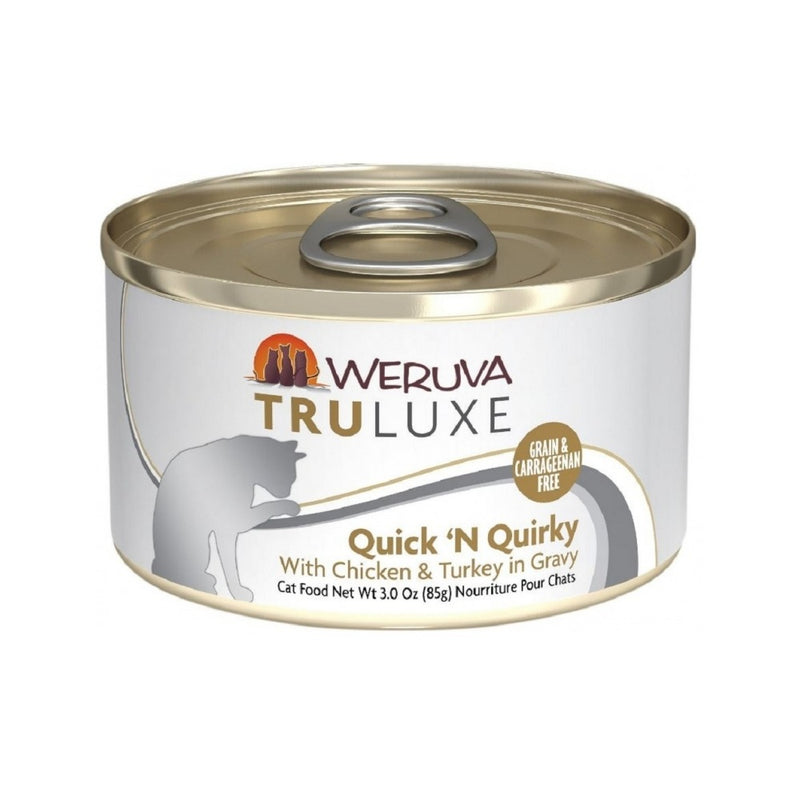 (Disc) Quick N Quirky w/ Chicken & Turkey, 6oz