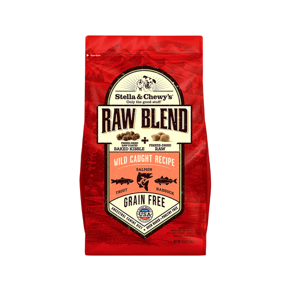 Raw Blend Wild Caught, 22lb
