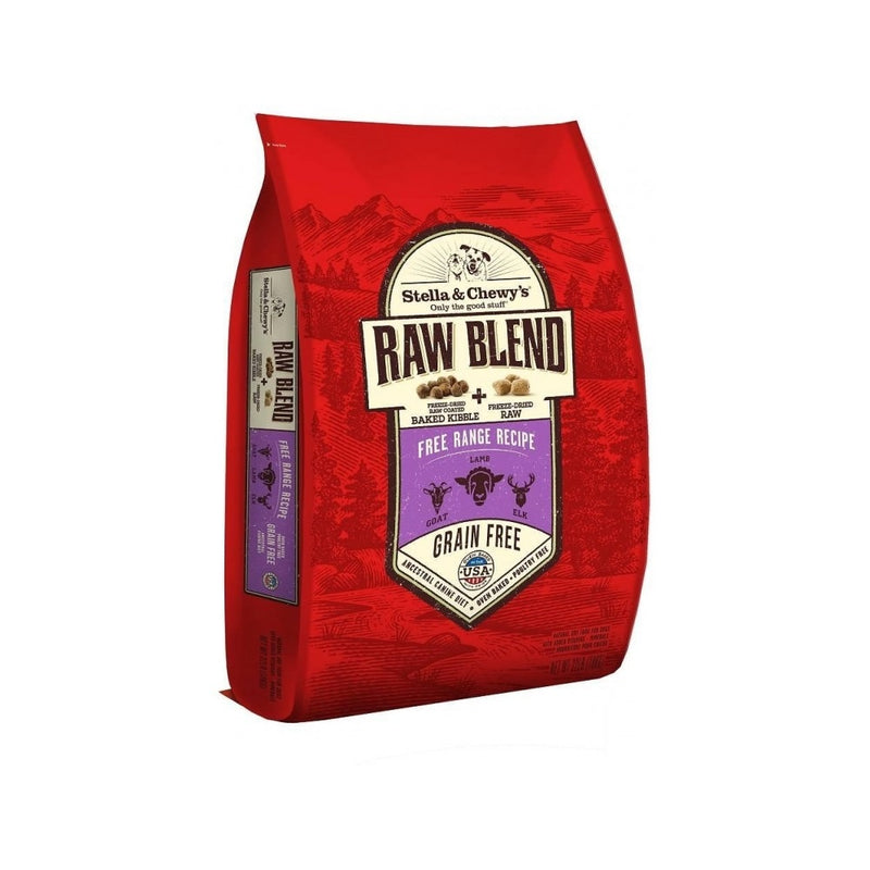 Raw Blend Free Range Goat Elk Recipe, 22lb