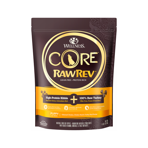 Core RawRev - Puppy Weight : 4lb