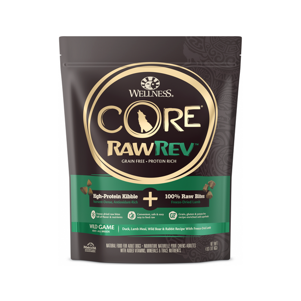 Core RawRev - Wild Game Weight : 4lb