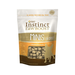 Chicken Mini Treats Weight : 3.25oz
