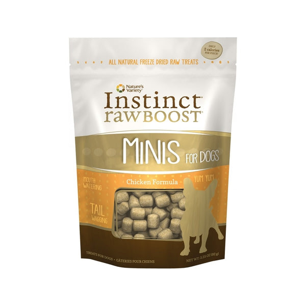 Chicken Mini Treats, 3.25oz