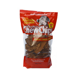 Chew Chips - Hickory Smoked Flavor Weight : 16oz