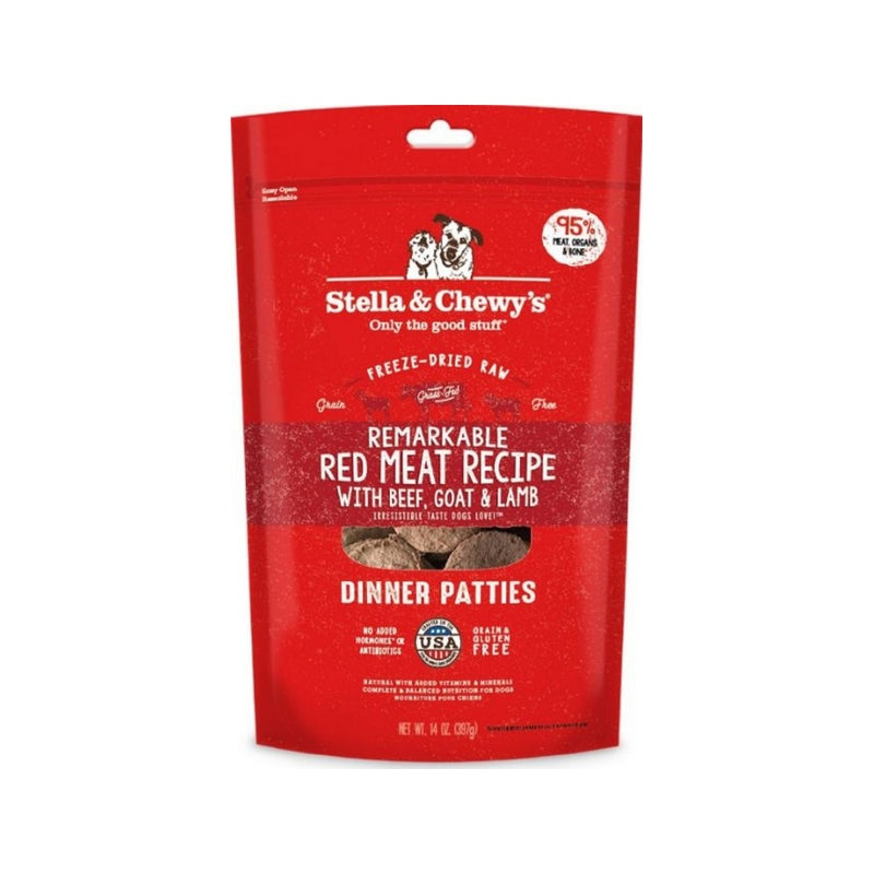 Freeze-Dried Dinners - Red Meat, 14 oz