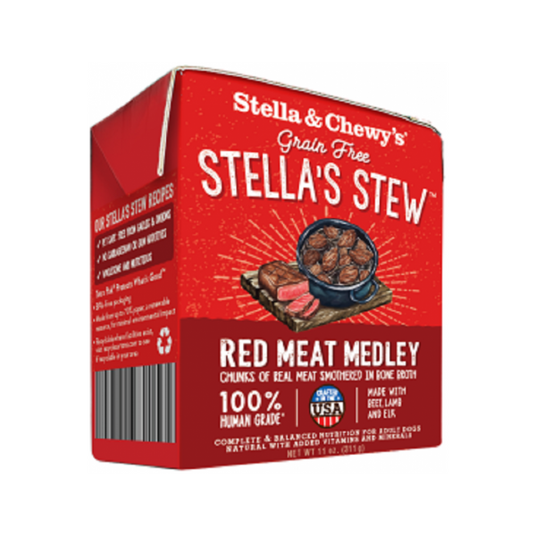 Stew Red Meat Medley, 11oz