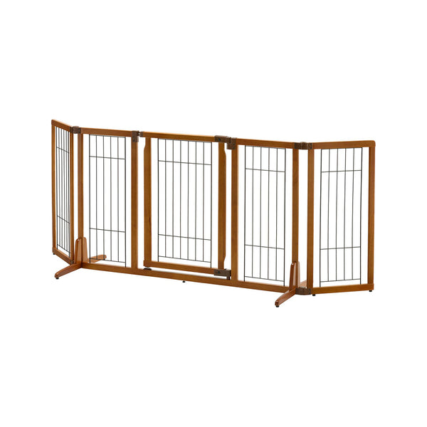 Freestanding High Gate (w/ Door) 139-213.5cm x 81Hcm