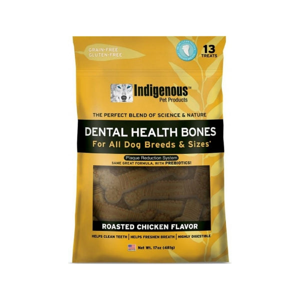 Dental Health Bone Roasted Chicken, 13cts