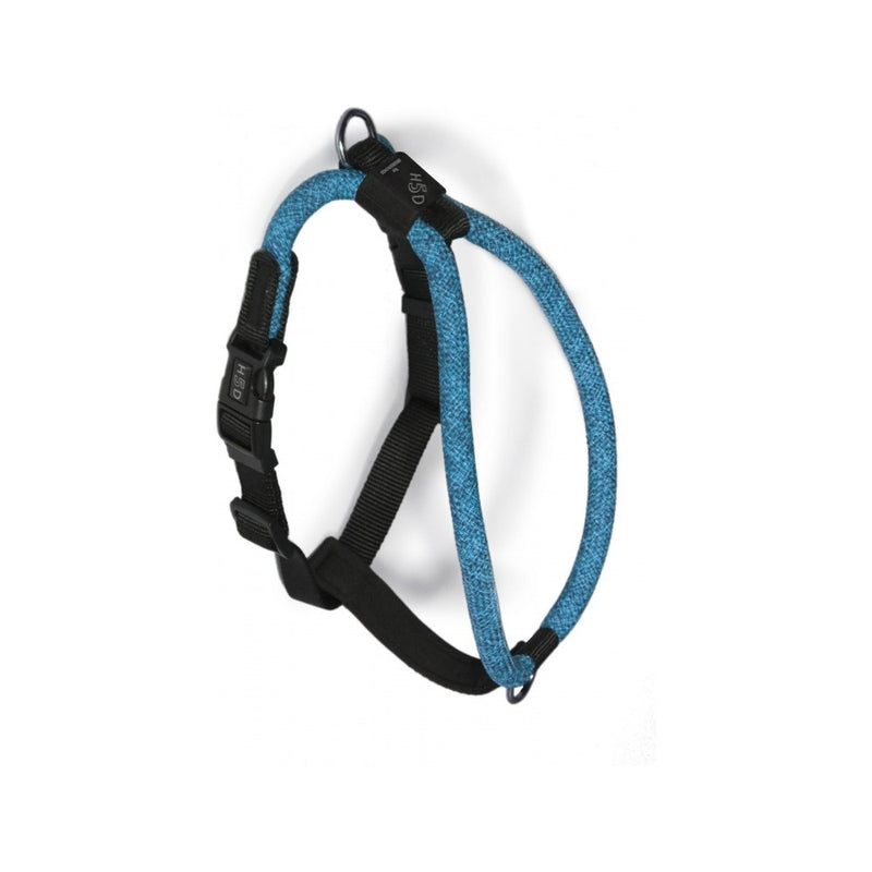 Rope Walker Harness Leisure Collection, Color Blue, Medium