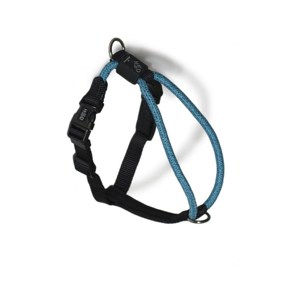Rope Walker Harness Leisure Collection, Color Blue, Small/Medium