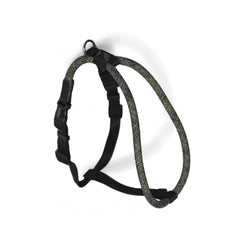 Rope Walker Harness Leisure, Color BYG black/yellow/grey, Small/Medium
