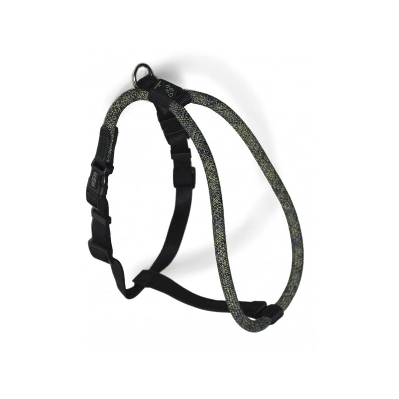 Rope Walker Harness Leisure Size : XXS Color : BYG (black/yellow/grey)