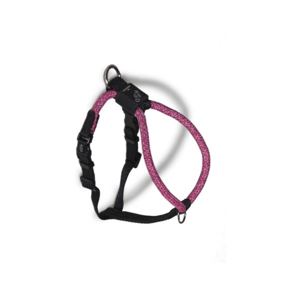 Rope Walker Harness Leisure Collection, Color Pink, Medium