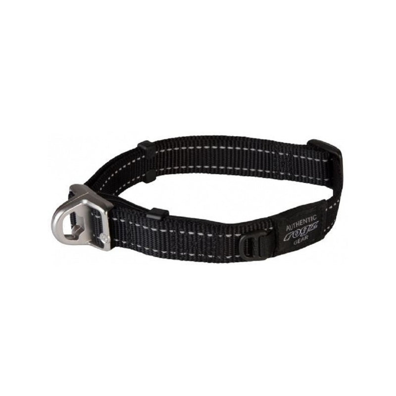 Safety Collars, Color Black, Medium