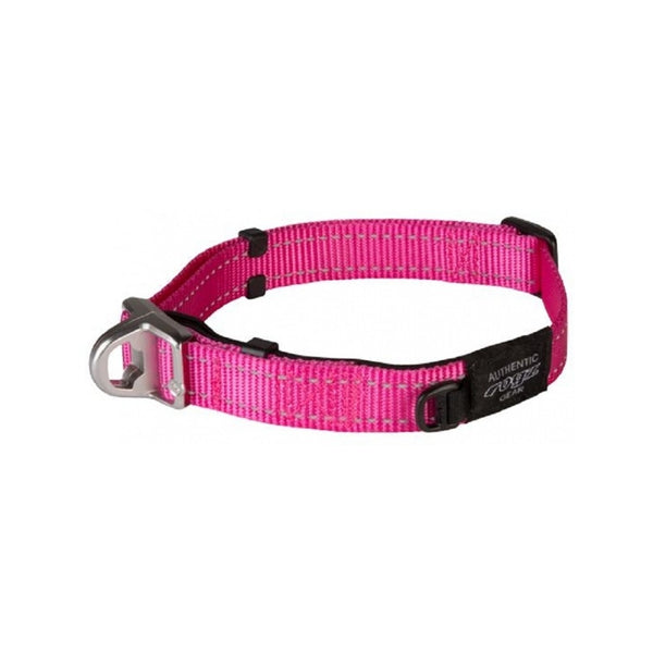Safety Collar Size : Medium Color : Pink