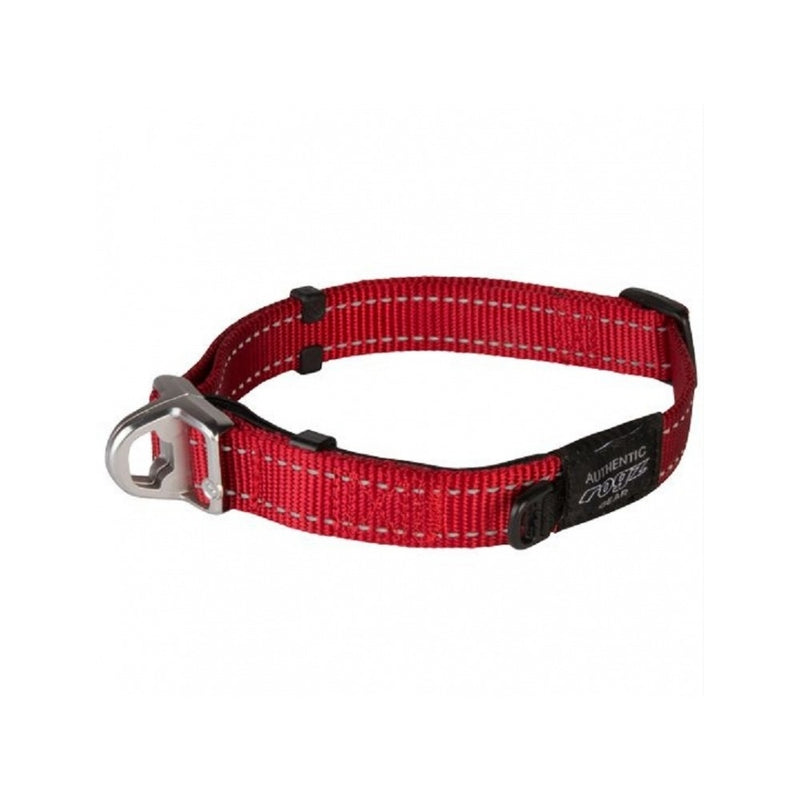 Safety Collar, Color Red, Large