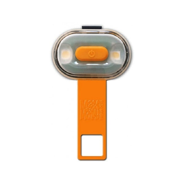 Ultra LED Safety Light, Color: Orange