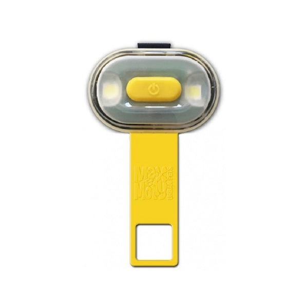 Ultra LED Safety Light, Color: Yellow