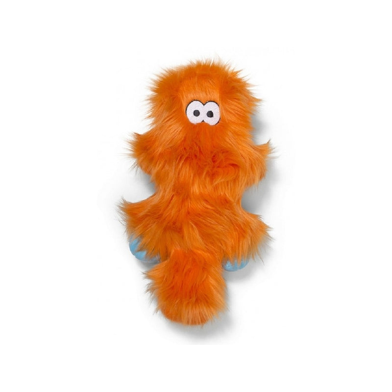Rowdies Sanders Dog Plush Toy, Color: Orange Fur