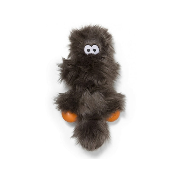 Rowdies Sanders Dog Plush Toy, Color: Pewter Fur