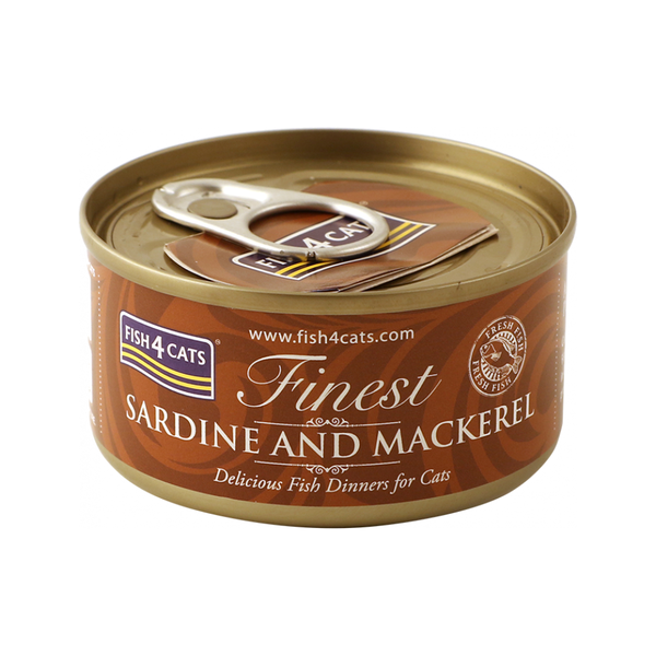Sardine and Mackerel Dinners Box, 10x70g