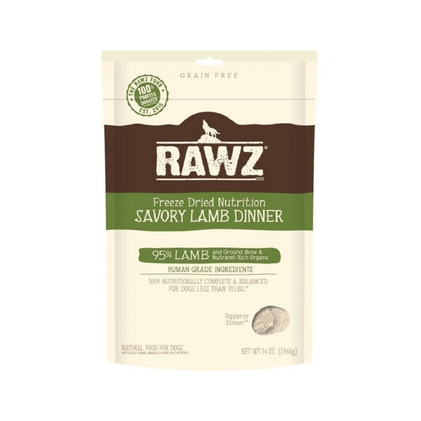 Freeze Dried Lamb, 14oz