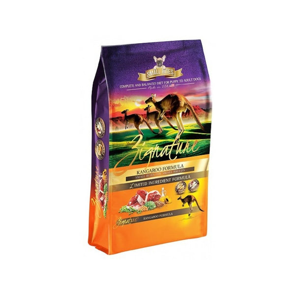 Small Bites Kangaroo LID Formula Weight : 4lb