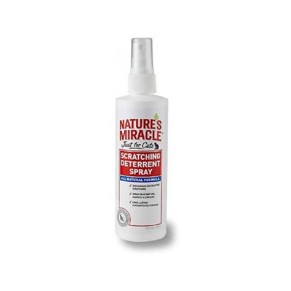 Scratching Deterrent Spray for Cats, 8oz