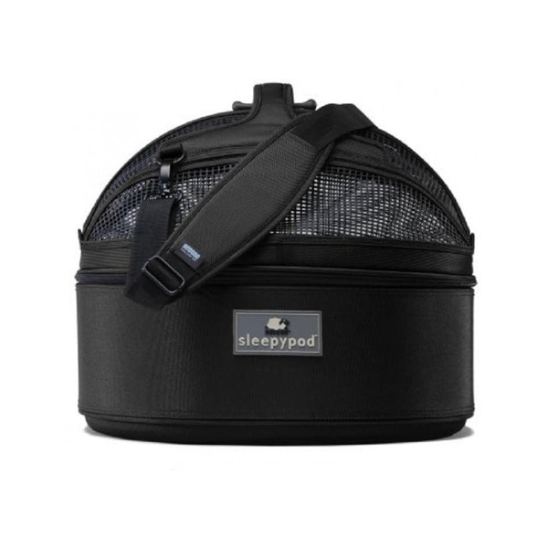 Sleepypod Mobile Pet Bed Size : Large Color : Black