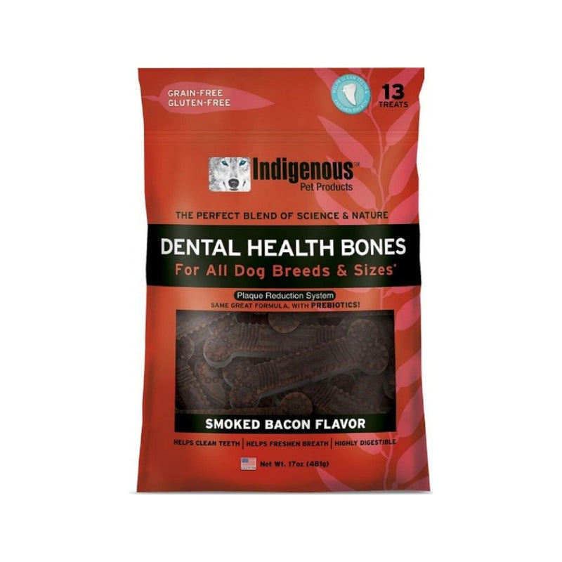 Dental Health Bone Smoked Bacon : 13cts