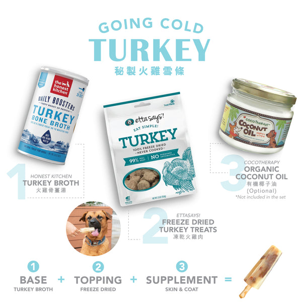 Going Cold Turkey