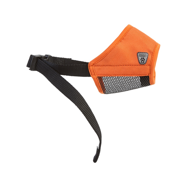 Soft Fit Muzzle, Orange, XL