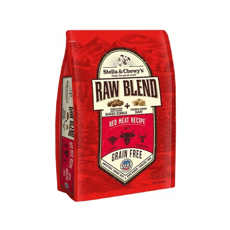 Raw Blend Red Meat Recipe Weight : 10lb