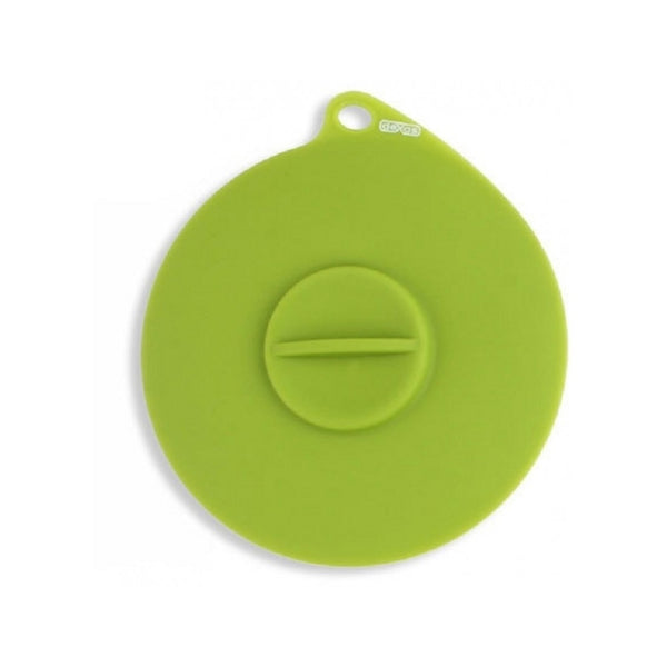Flexible Suction Lid, Color: Green