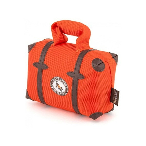Pack & Snack Suitcase Plush Toy
