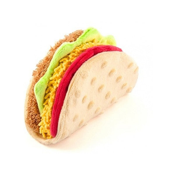 Tail Waggin' Taco Plush Toy