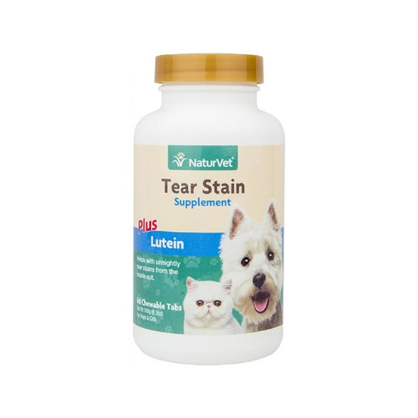 Tear Stain Supplement Tablets, 60 Count