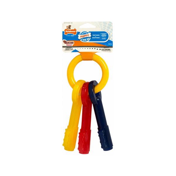 Puppy Teething Keys Size : XS