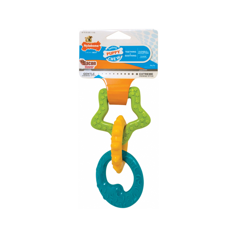 Puppy Teething Rings, Regular