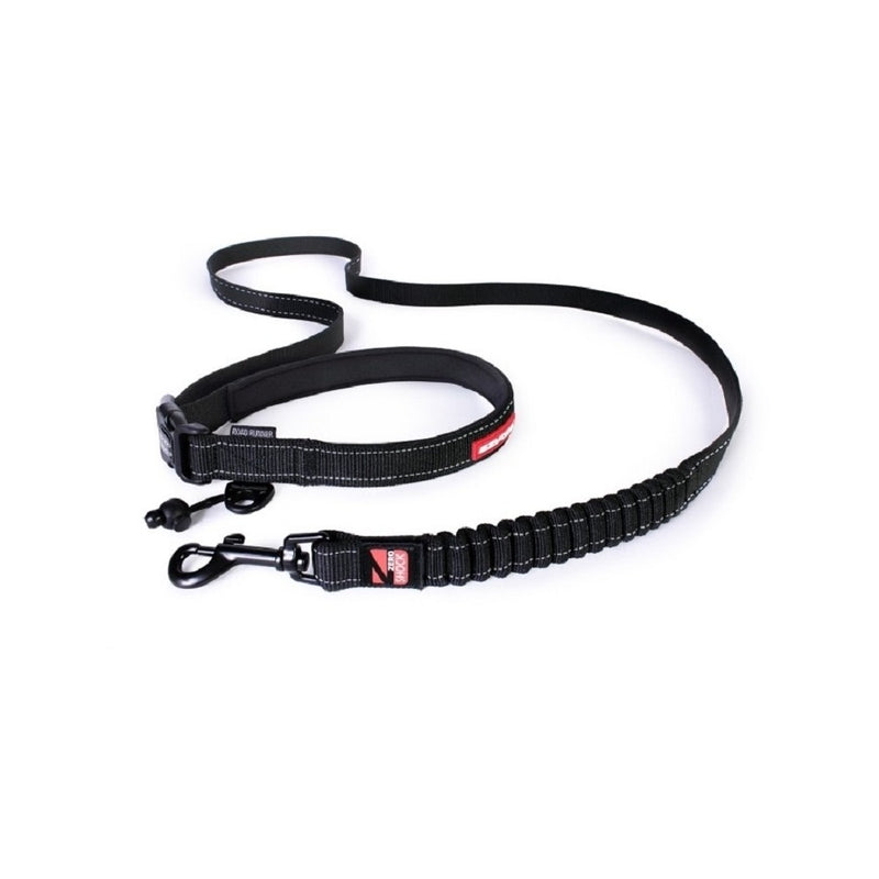 The Road Runner Leash, Color: Black