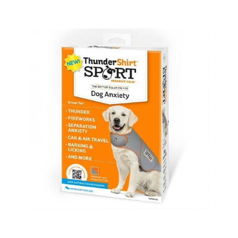 Thundershirt Sport for Dogs, XXSmall