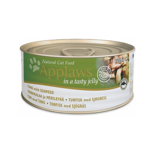Tuna with Seaweed Jelly, 70g