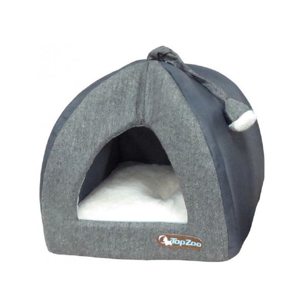 Tipicat Swallow bed for Cats, Color Grey, Small